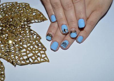 French designs for all nails