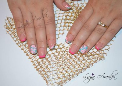 Accredited nail technicians