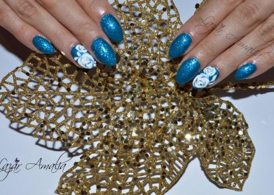 Accredited nail technicians with over 30 years experience