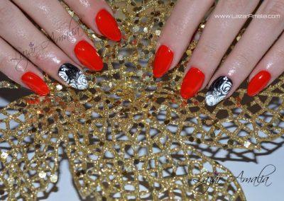 Range of nail & beauty treatments
