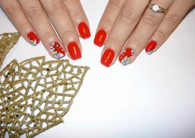 Get your nails done for an important occasion